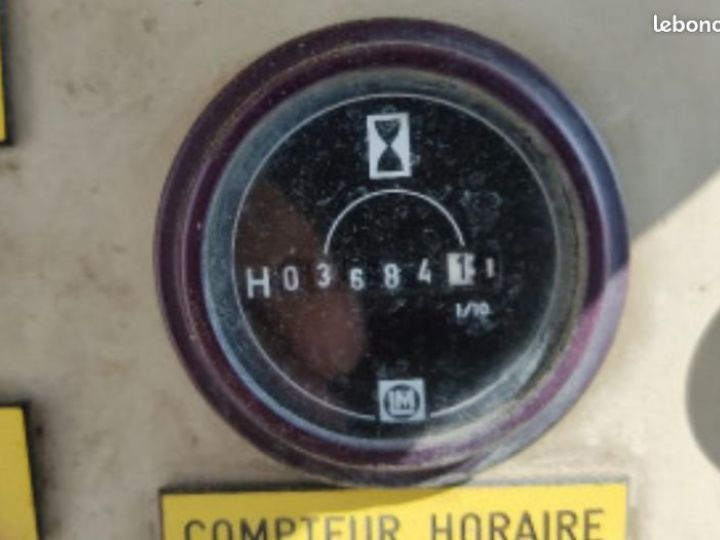 Renault Mascott hydrocureur 7t5  - 4