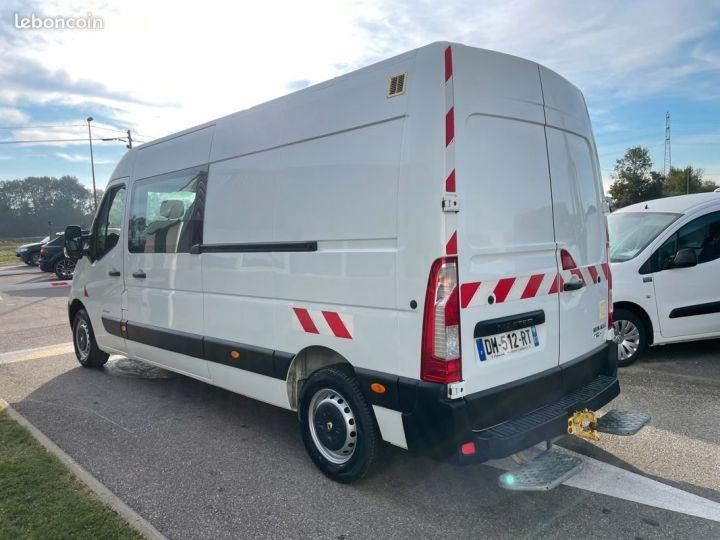Renault Master 125cv l3h2 cabine approfondie 7 places double porte latérale  - 4
