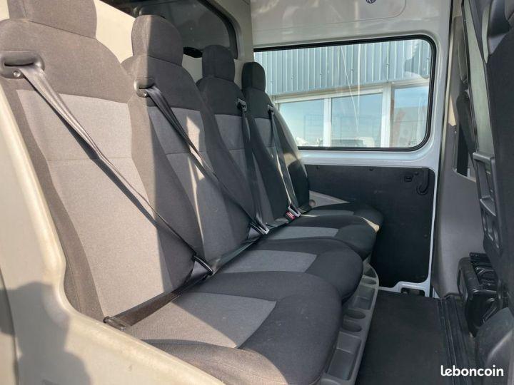 Renault Master 125cv l3h2 cabine approfondie 7 places double porte latérale  - 5