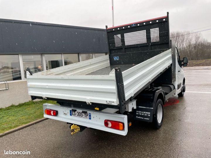 Renault Master 145cv benne coffre 58.000km  - 4