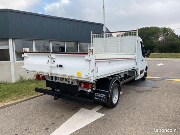 Renault Master 145cv benne coffre porte arrière wagon  - 5
