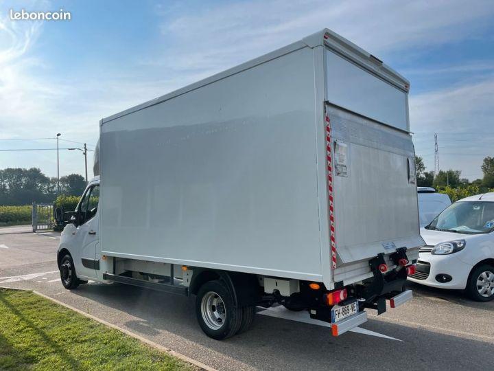 Renault Master 163cv 20m3 hayon caisse Durisotti  - 4