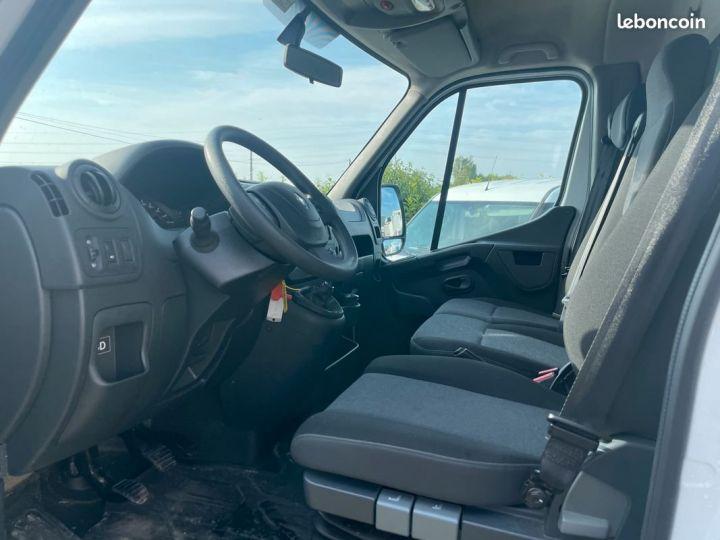 Renault Master 163cv 20m3 hayon caisse Durisotti  - 5