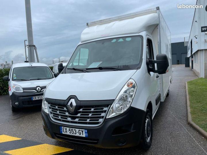 Renault Master 2.3 dci 130cv 20m3 plancher cabine  - 2