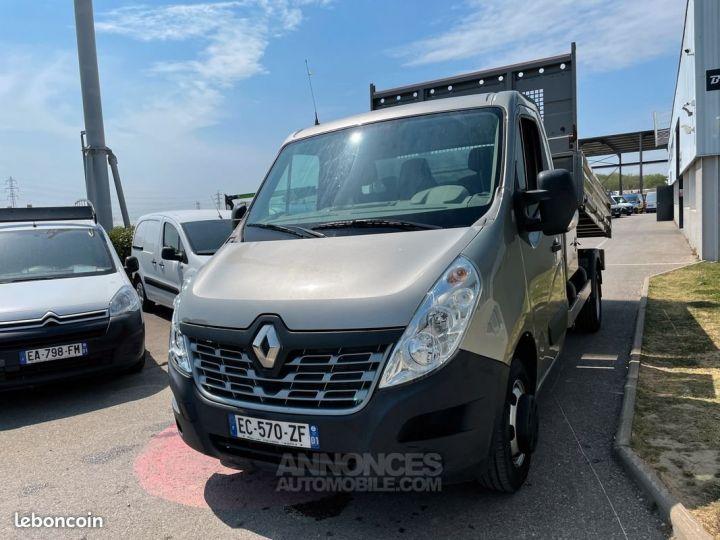 Renault Master 2.3 dci 135cv benne coffre  - 2