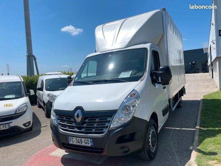 Renault Master 2.3 dci 145cv caisse 20m3 hayon  - 2