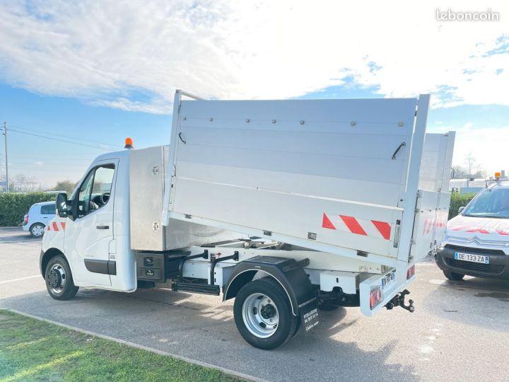 Renault Master 2.3 dci 165cv rj3500 benne paysagiste 110000km  - 3