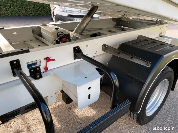 Renault Master 2.3 dci 165cv rj3500 benne paysagiste 110000km  - 4