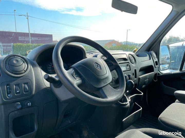 Renault Master 2.3 dci 165cv rj3500 benne paysagiste 110000km  - 5