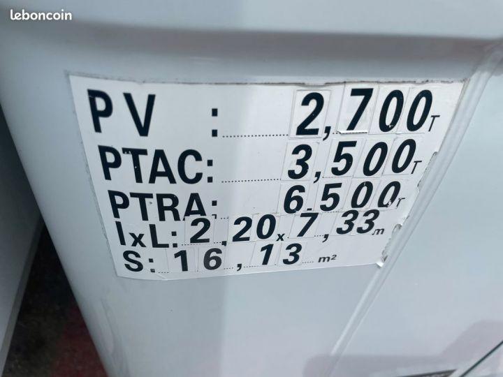 Renault Master 20m3 debachable plsc  - 7