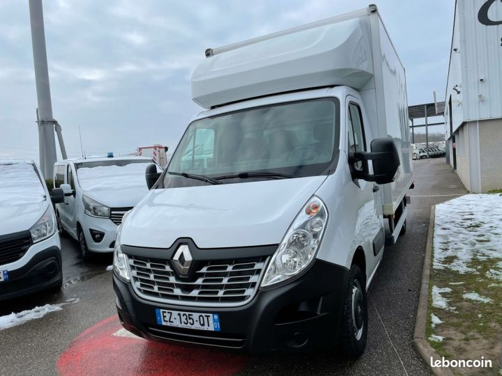 Renault Master 20m3 hayon porte latérale 2018 50.000km  - 2