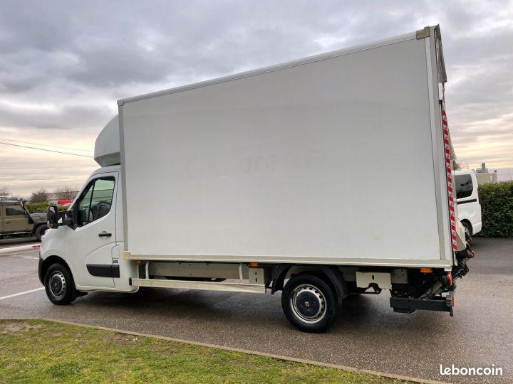 Renault Master 20m3 hayon porte latérale 77.000km  - 4