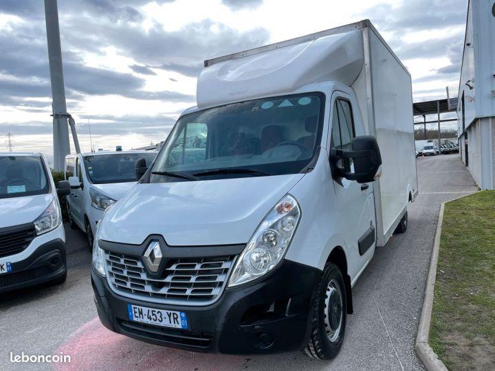 Renault Master 20m3 plancher cabine 116.000km  - 2