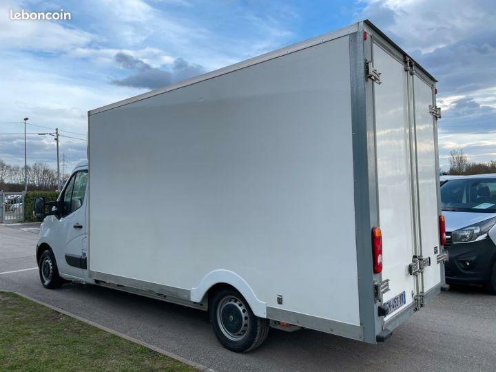Renault Master 20m3 plancher cabine 116.000km  - 4