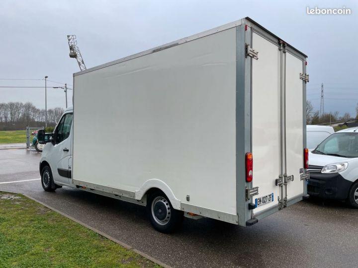 Renault Master 20m3 plancher cabine 2017  - 4