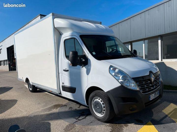 Renault Master 20m3 plancher cabine 2018 60.000km  - 1