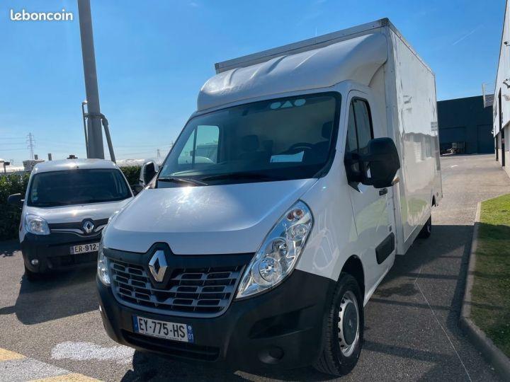 Renault Master 20m3 plancher cabine 2018 60.000km  - 2