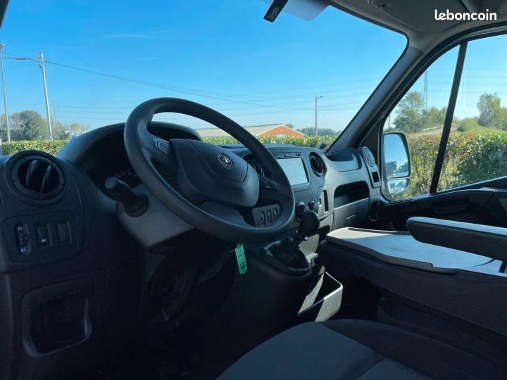 Renault Master 20m3 plancher cabine 2018 60.000km  - 5