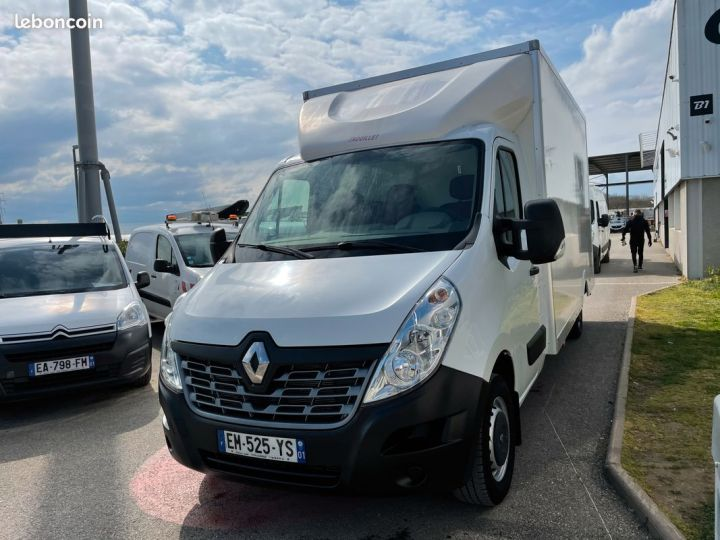 Renault Master 20m3 plancher cabine 75.000km  - 2