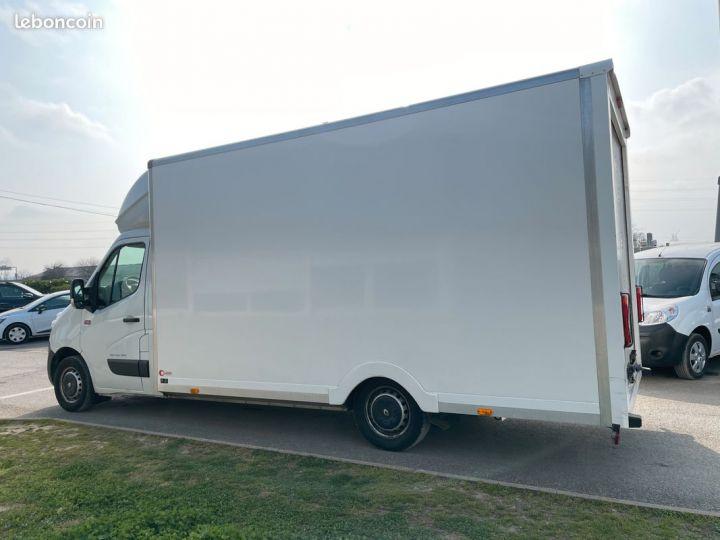Renault Master 20m3 plancher cabine porte latérale  - 3