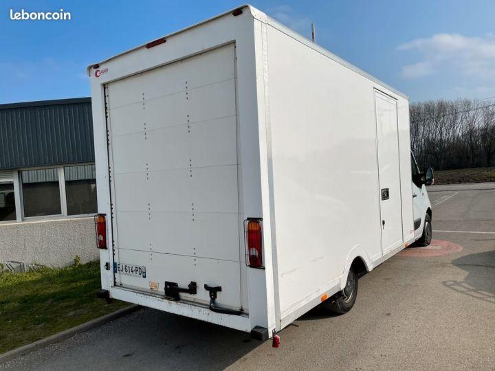 Renault Master 20m3 plancher cabine porte latérale  - 4