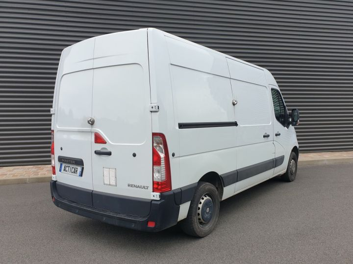 Renault Master 3 fourgon grand confort l2h2 130 i Blanc Occasion - 2