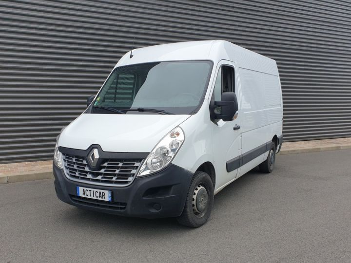 Renault Master 3 fourgon grand confort l2h2 130 i Blanc Occasion - 3