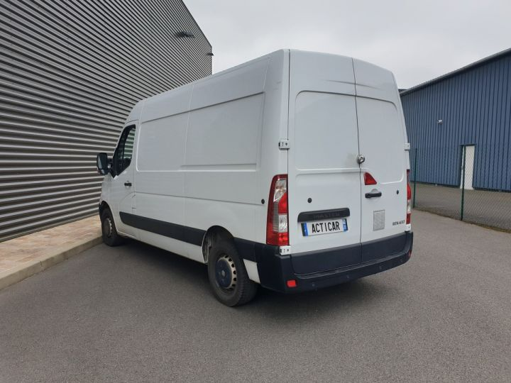 Renault Master 3 fourgon grand confort l2h2 130 i Blanc Occasion - 4
