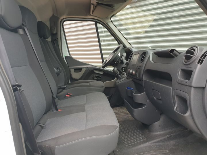 Renault Master 3 fourgon grand confort l2h2 130 i Blanc Occasion - 5