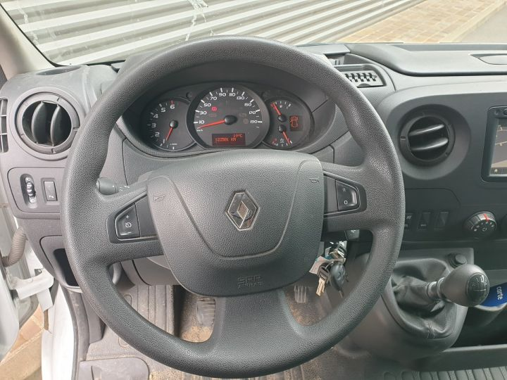 Renault Master 3 fourgon grand confort l2h2 130 i Blanc Occasion - 6