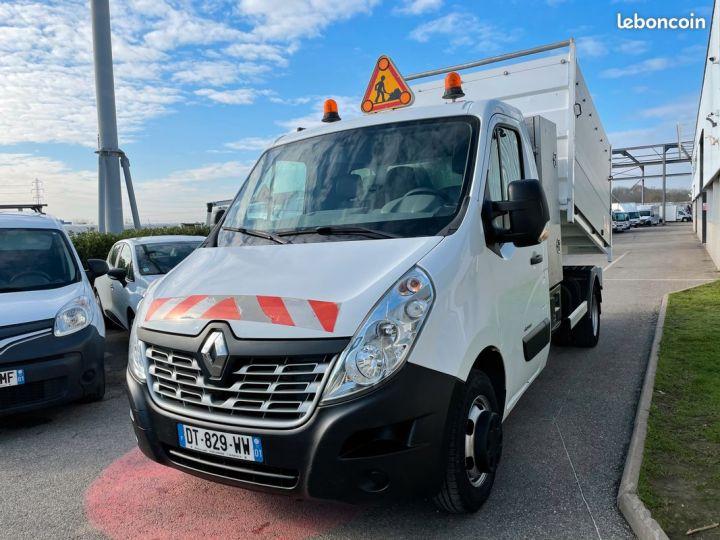 Renault Master benne coffre 165cv 108.000km  - 2