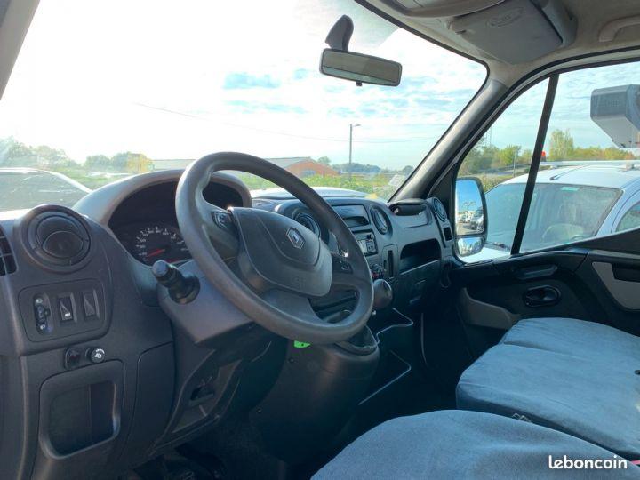 Renault Master benne coffre 2.3 165cv paysagiste  - 3