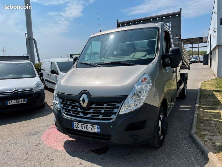 Renault Master benne coffre 2016  - 2