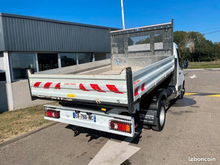 Renault Master benne coffre 2016  - 4