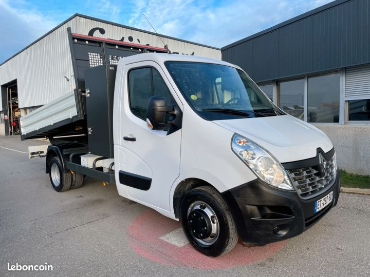 Renault Master benne coffre 44.000km  - 1