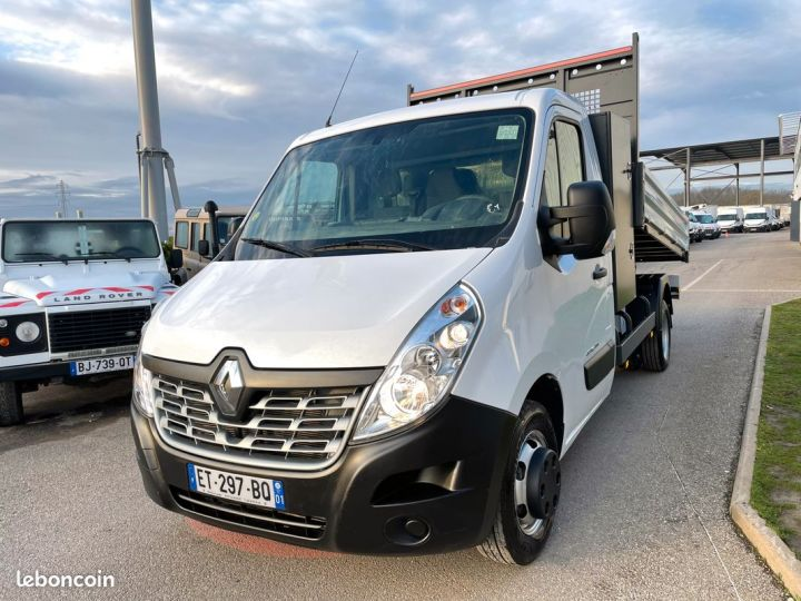 Renault Master benne coffre 44.000km  - 2