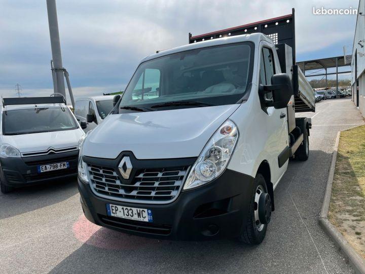 Renault Master benne coffre 52.000km  - 2
