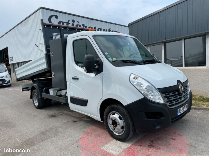Renault Master benne coffre 54.000km  - 1