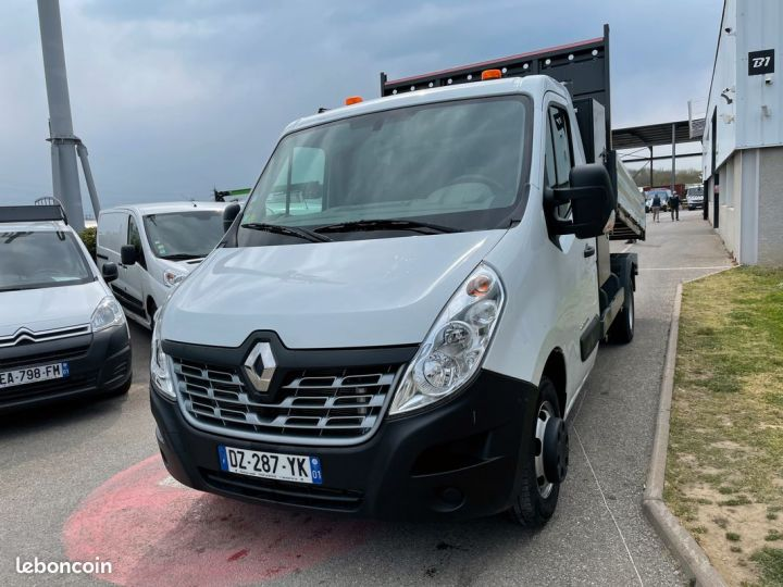 Renault Master benne coffre 54.000km  - 2