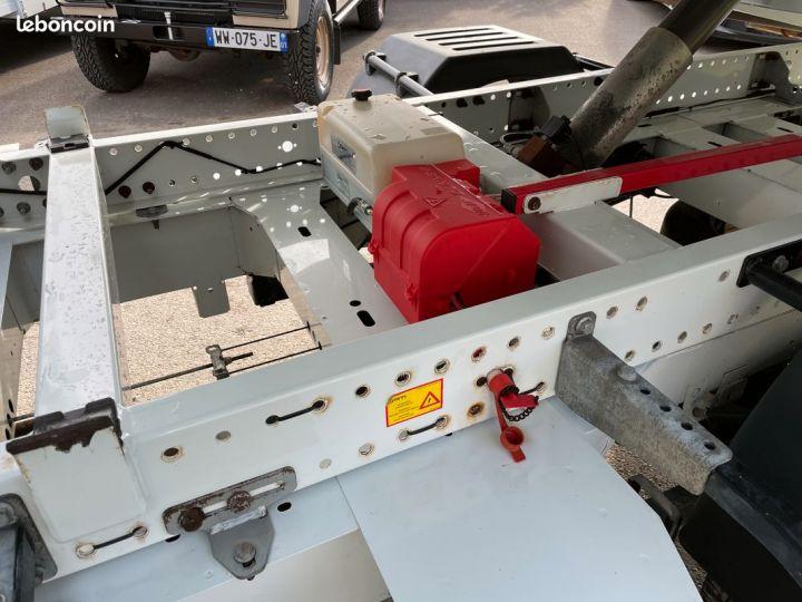 Renault Master benne coffre paysagiste 165cv  - 4
