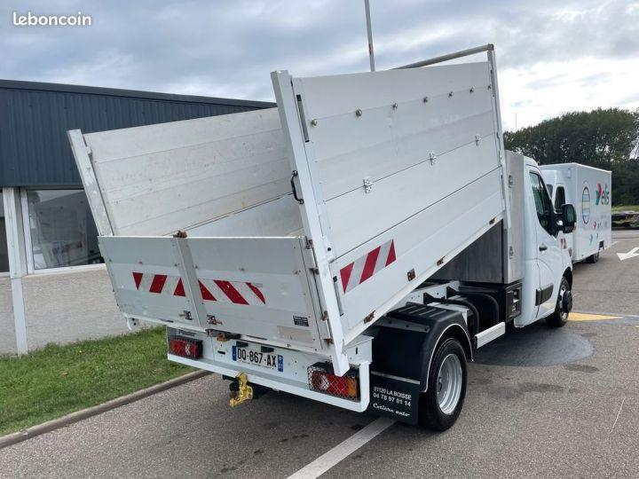 Renault Master benne coffre paysagiste 165cv  - 2