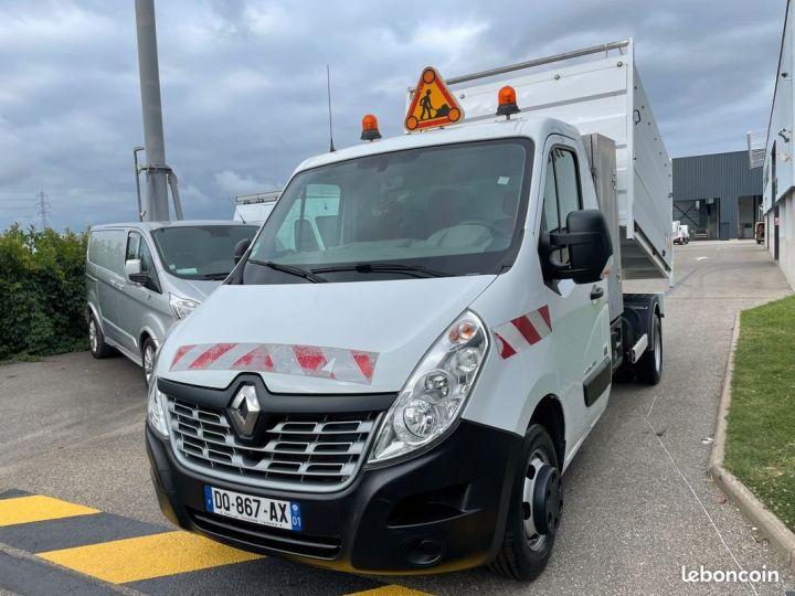 Renault Master benne coffre paysagiste 165cv  - 3