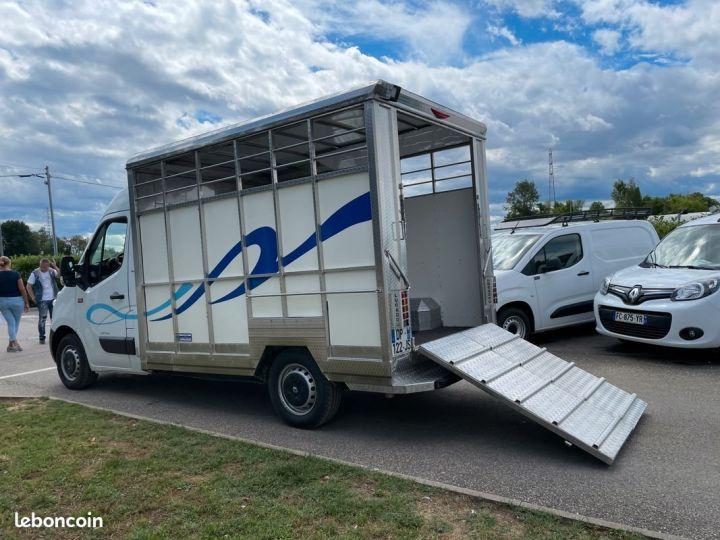 Renault Master bétaillère Inox avec cloison 2015  - 6