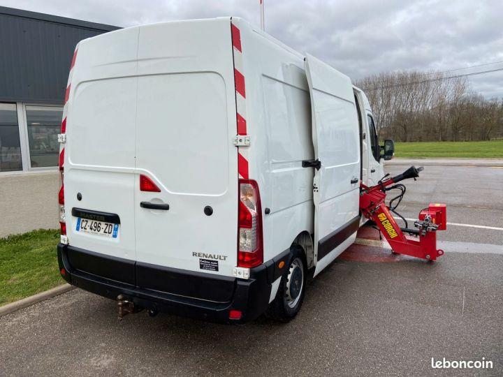 Renault Master équipée dépannage démonte pneus pl  - 3