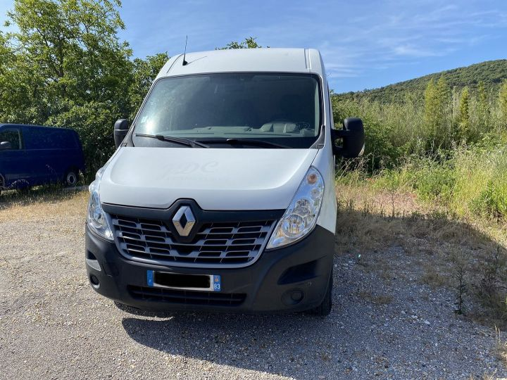 Renault Master F3300 L2H2 2.3 DCI 130CH CONFORT EURO6 Blanc - 1