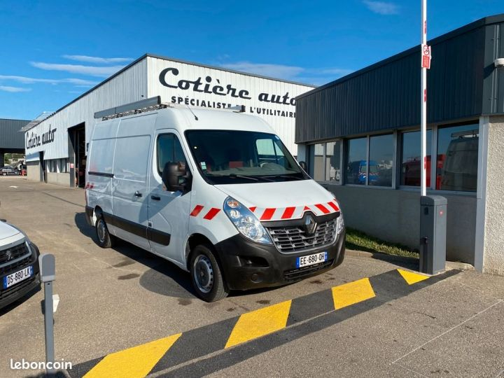 Renault Master fourgon l2h2 galerie 2016  - 1