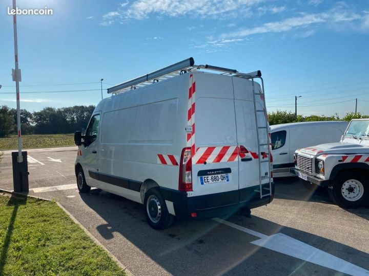 Renault Master fourgon l2h2 galerie 2016  - 2