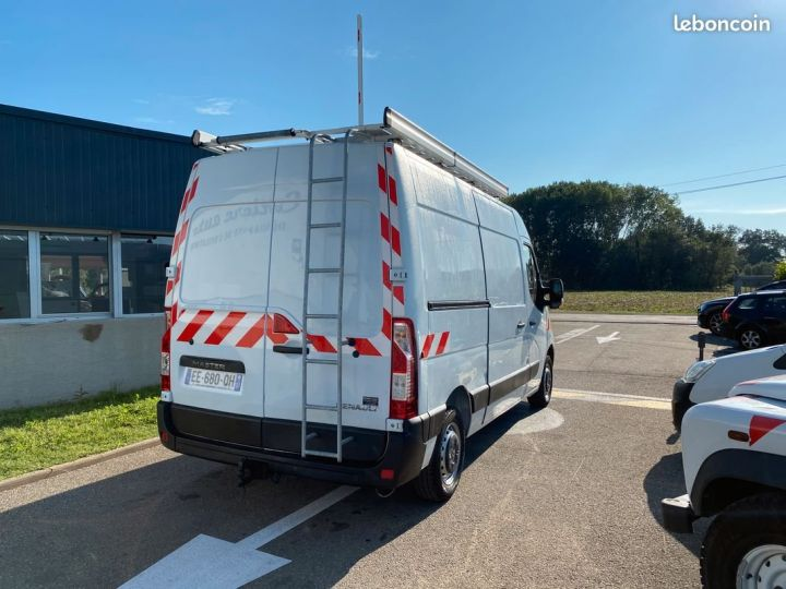 Renault Master fourgon l2h2 galerie 2016  - 3