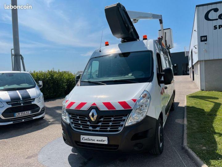 Renault Master JUSQU'AU 28.09 nacelle klubb k32 2016  - 2