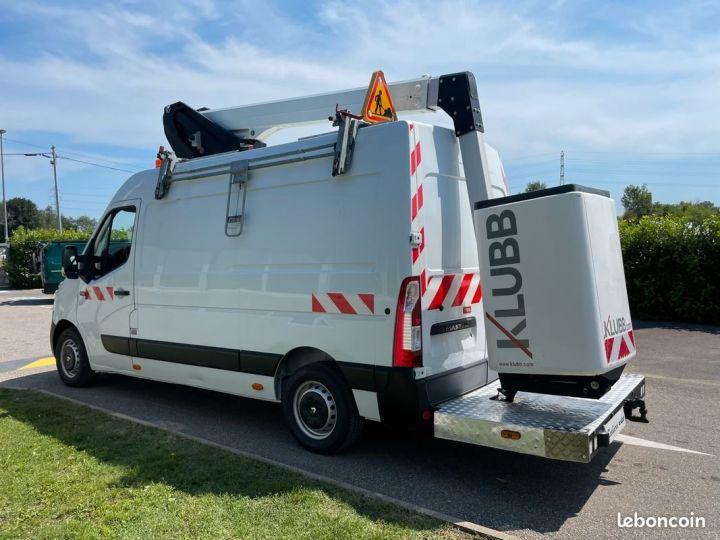 Renault Master JUSQU'AU 28.09 nacelle klubb k32 2016  - 3
